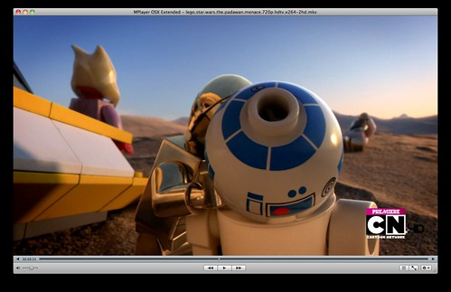 C-3PO vomits into R2-D2 - LEGO Star Wars: The Padawan Menace | by fbtb