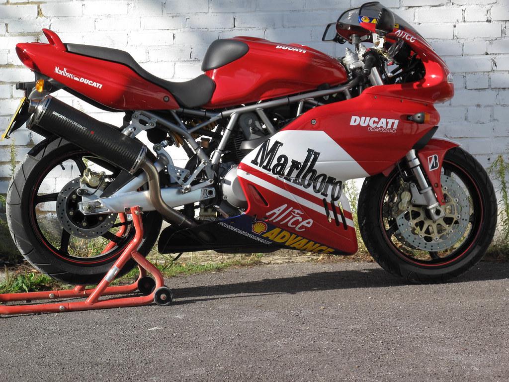 Ducati Ss Exhaust