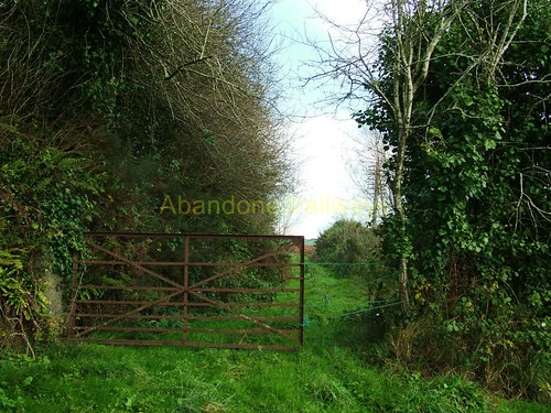 Gortnaclough level crossing | by abandoned railways