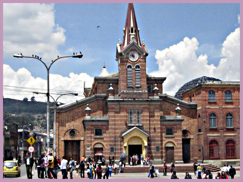 Iglesia 20 de julio bogota colombia olimpusjo flickr for Jardines 20 de julio bogota