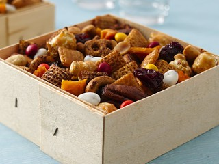 Georgia Peach Chex Mix Recipe | by Betty Crocker Recipes