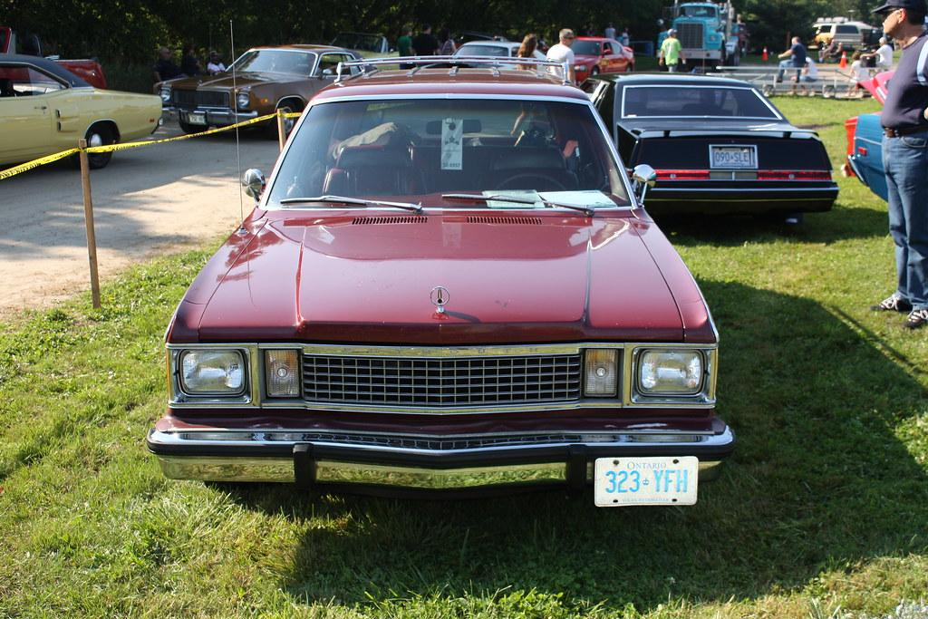 1980 Plymouth Volare Premiere Wagon Richard Spiegelman
