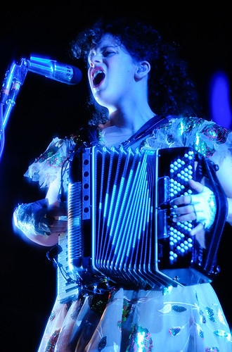 Arcade Fire by Matt Ellis | by ACL Festival