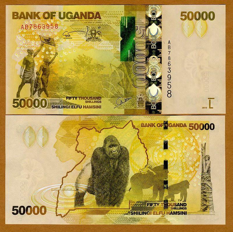 Current forex rates in uganda