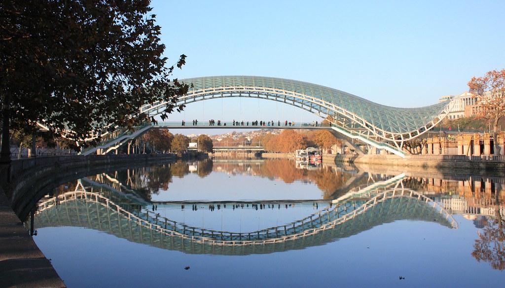 Peace Bridge, Georgia