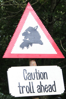 Caution Troll Ahead | by sboneham