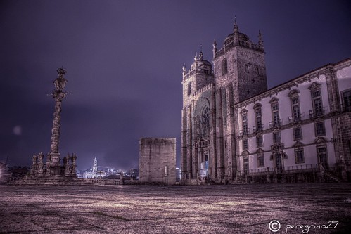 Sé do Porto - Oporto Cathedral | by peregrino27 - thanks for + 500.k views