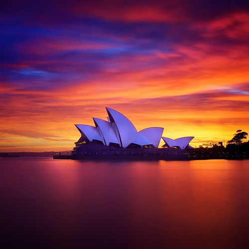 Opera Sunrise | by Noval Nugraha Photography