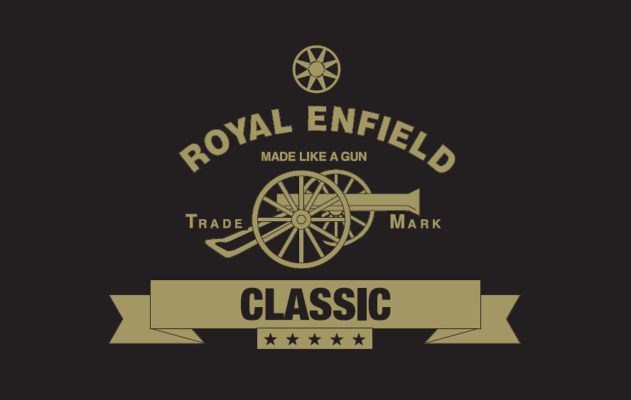 royalenfield logo | this is the classic royal enfield logo. … | flickr