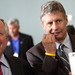 Bill Kristol & Gary Johnson
