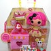 New Lalaloopsy Crumbs Cookie Party w/ Stove