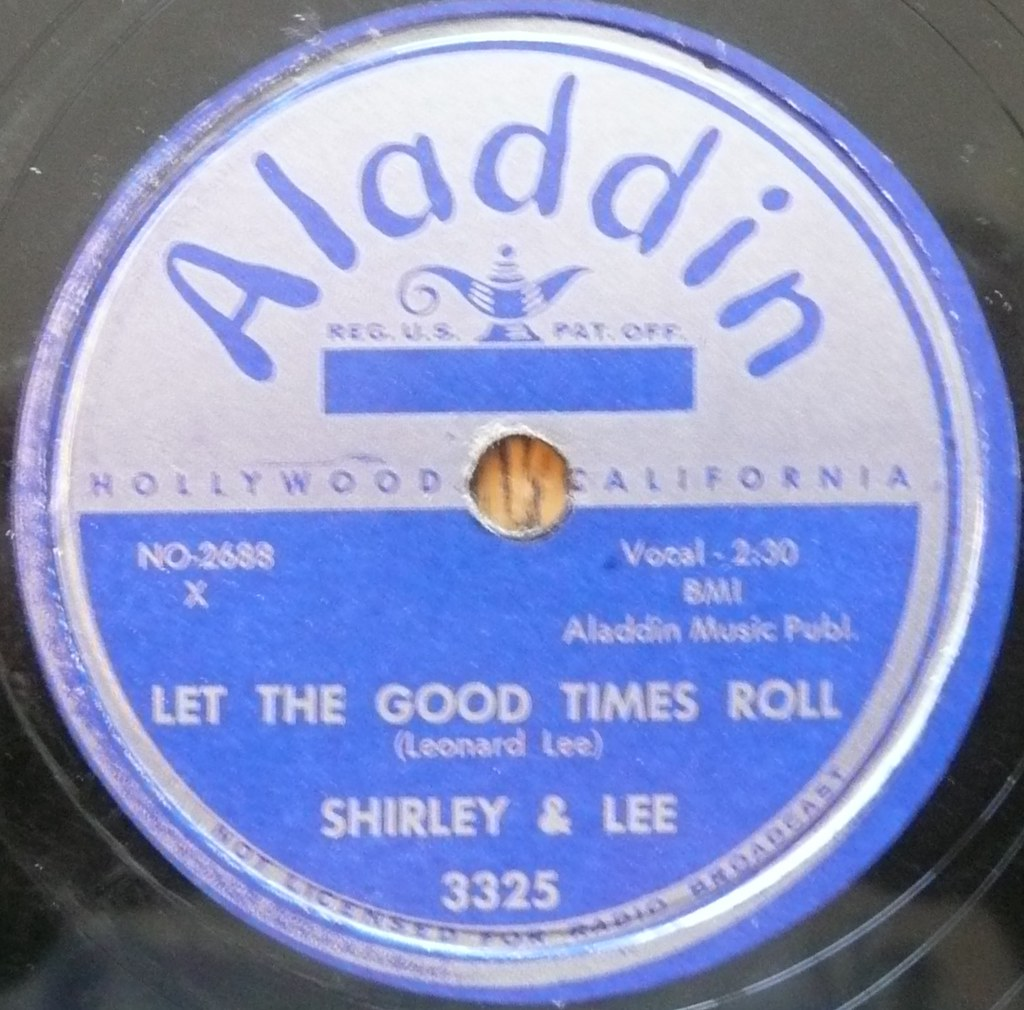 Shirley And Lee Let The Good Times Roll Im Gone