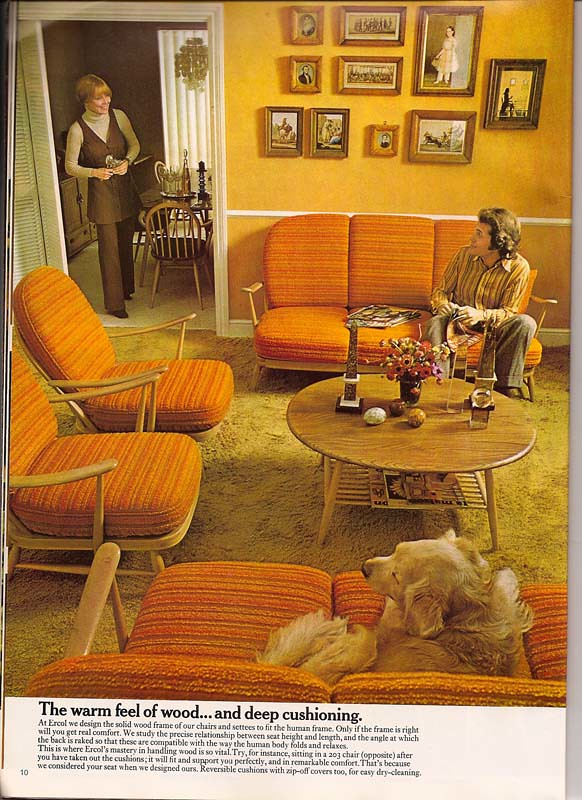 70 39 s furniture steve flickr for 70 s room design