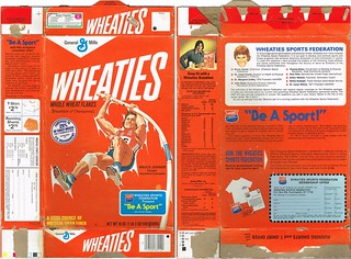 1977 Wheaties Bruce Jenner | by bolio88