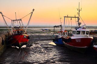 Fishing Boats at Leigh-on-Sea | by garryknight