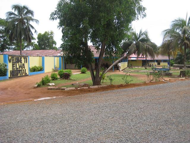 Elwa Hospital In Monrovia Liberia Flickr Photo Sharing