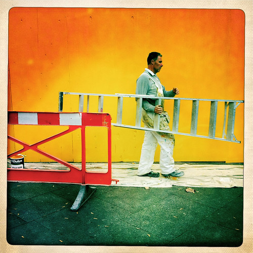 Painter man | by JayJay Klees