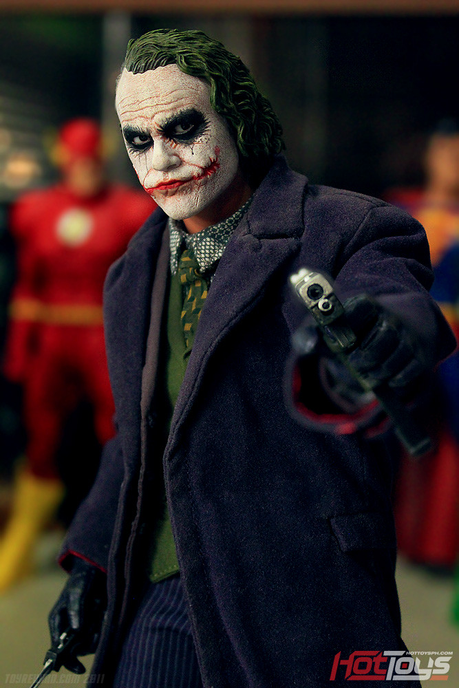 Hot Toys Joker Dx 01 Toyrewind Flickr