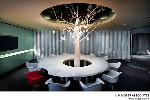 creative office design by m moser associates m moser