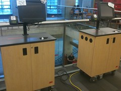 Barcode-to-RFID Conversion Stations