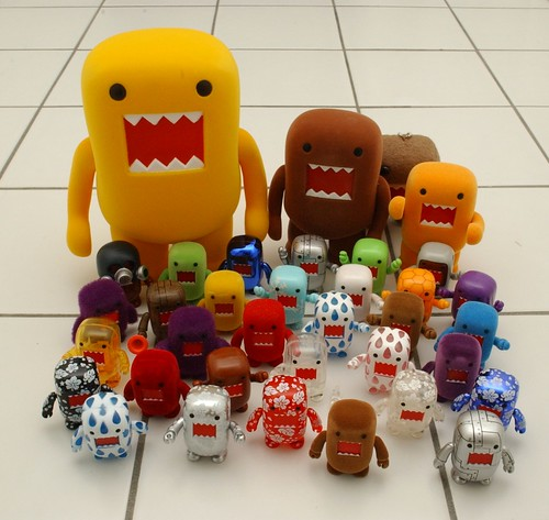 MY DOMO FAMILY | by kingkong21