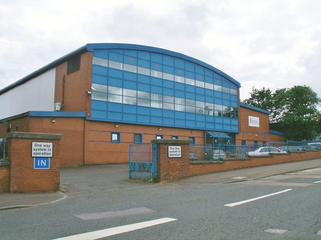 Drumchapel swimming baths flickr photo sharing for Swimming pool west end glasgow