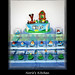 Norie's Kitchen - Angry Birds Cake 21 with Cupcakes