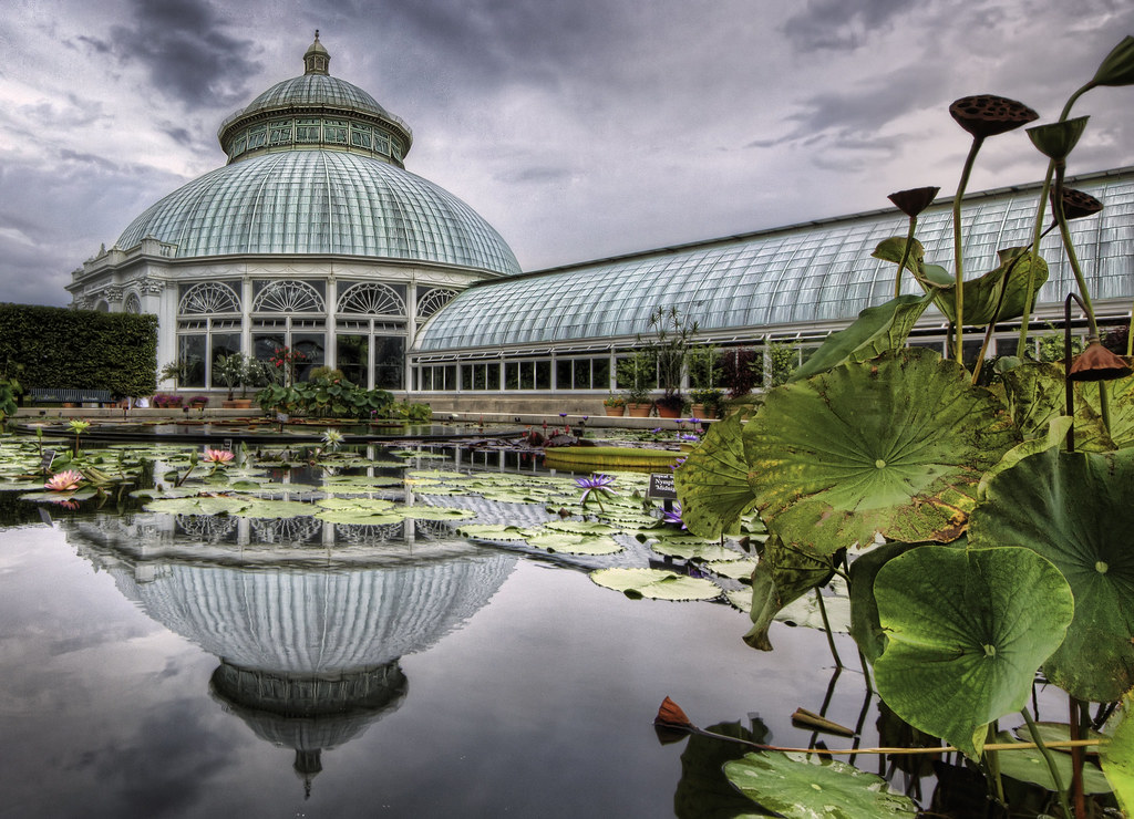 Enid a haupt conservatory the new york botanical garden - New york botanical garden directions ...
