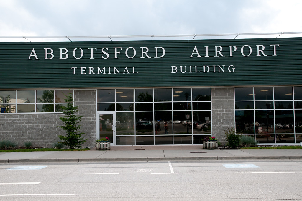 how to get to abbotsford airport