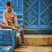 Steung Meanchey, Phnom Penh - A Khmer boy