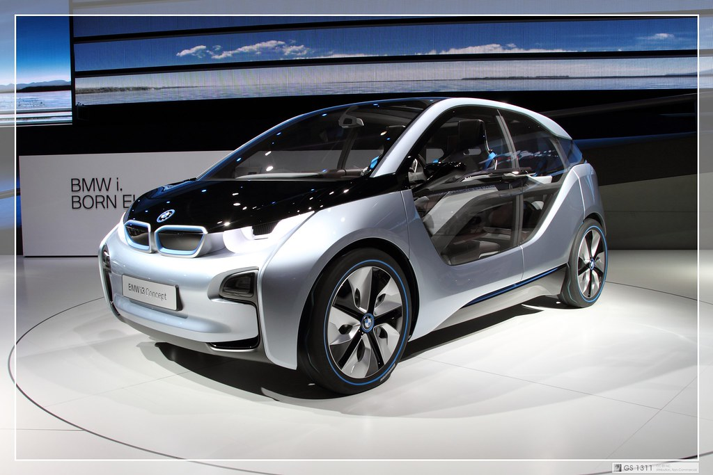 2011 BMW i3 Concept (06) | Georg Sander | Flickr