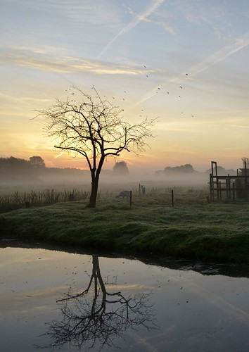 Kortenhoef in the morning | by Pjerry ;)