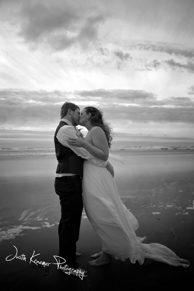 Erin and Chris, Kalaloch Wedding | Yesterday I shot the ...