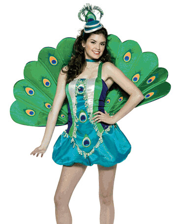 Animal Costumes Teen Peacock Costume Our Animal Costumes Flickr