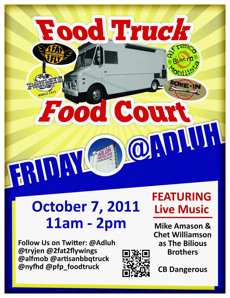 Food Truck Court Ferndale Mi