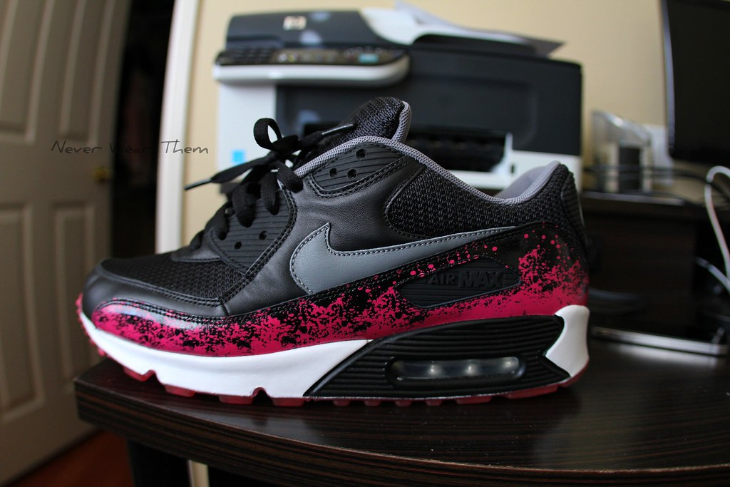 a1fe6adc6694 ... top quality nike air max 90 id another yeezy inspired shoe edwin  barrera jr. flickr ...