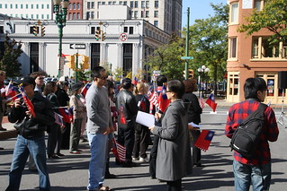 Taiwanese Flag Raising, 10-7-2011 | by City of Syracuse, New York
