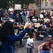 Occupy Wall Street - Drum Circle in Zuccotti Park