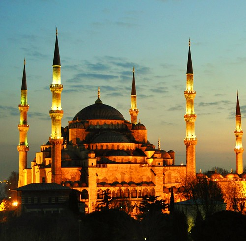 Blue Mosque I S T A N B U L | by yonca60