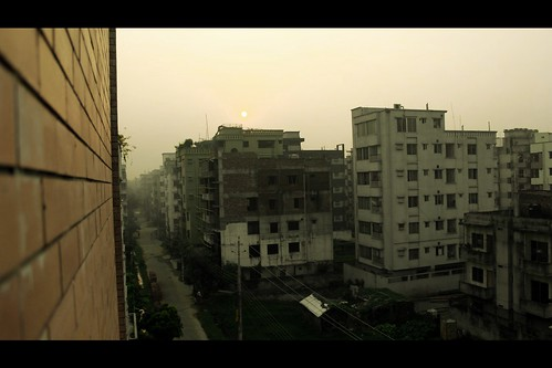 5AM Balcony, Hello Dhaka! | by HasinHayder