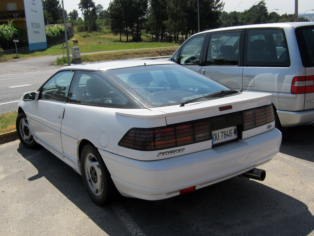 1990 ford probe gt by fiattipoelite
