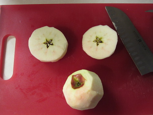 cutting apples | by Madison Bistro