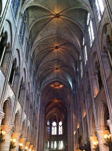 Inside of Notre Dame Cathedral in Paris, France | by Steve Kamb