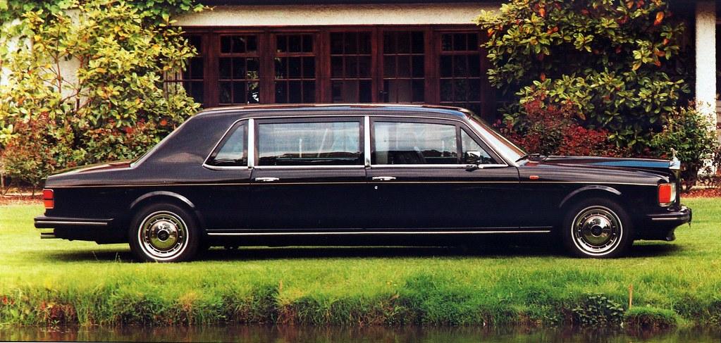 Rolls-Royce Silver Spirit Royale Limousine by Robert Janke ...