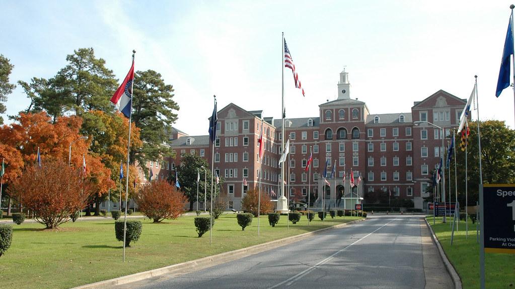 Fayetteville Va Medical Center Fayetteville Nc The Depar Flickr