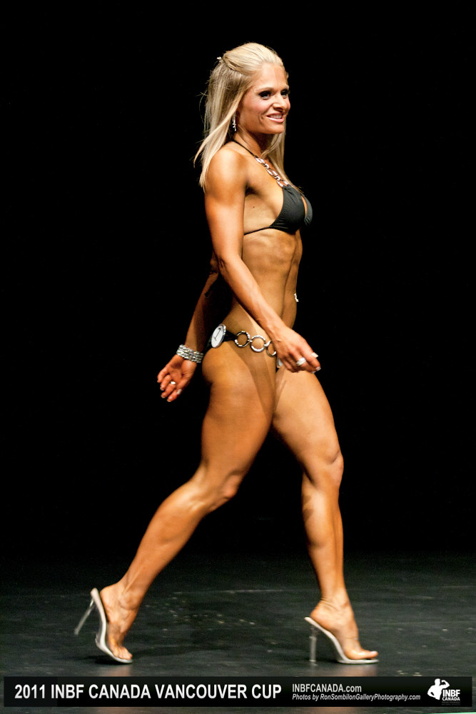 1-ANNA-LEE VAN HATTEN Featured at -2011 INBF CANADA VANCOU