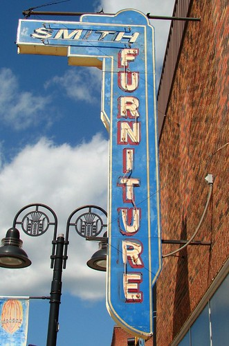 MN, Wadena-U.S. 71 Smith Furniture Neon Sign | by Alan C of Marion,IN
