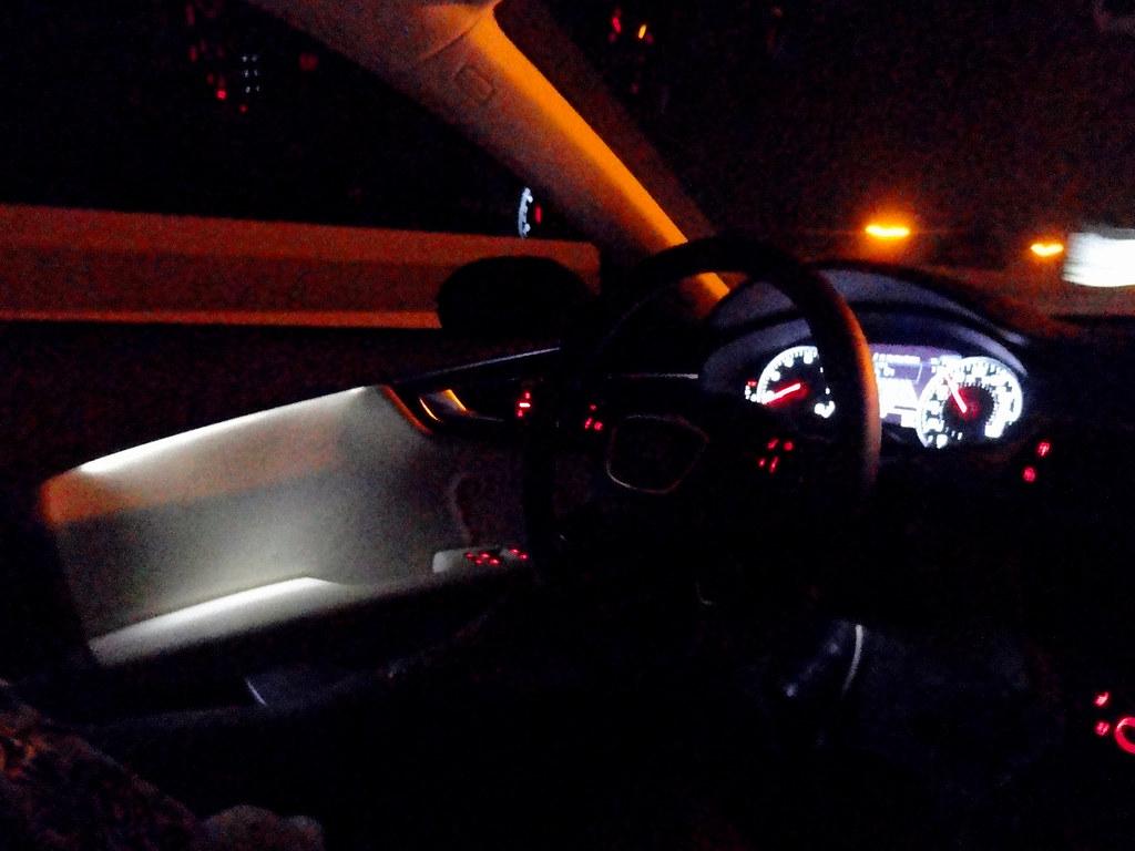 2012 Audi A7 Ambient Lighting Maria Palma Flickr