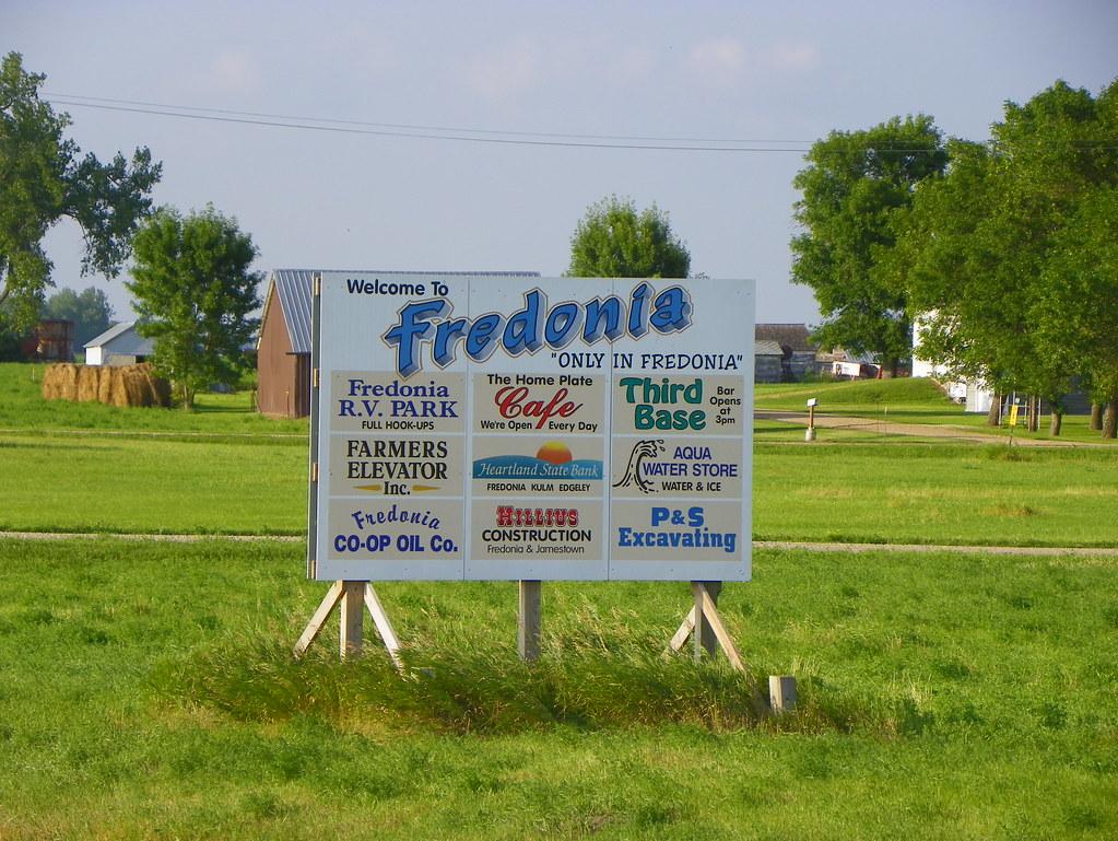 North dakota logan county fredonia -  Welcome To Fredonia By J Stephen Conn