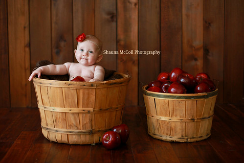 4 months | by Shauna McColl Photography